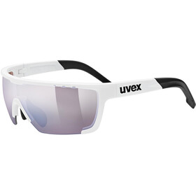 UVEX Sportstyle 707 Colorvision Sportsbriller, white/outdoor
